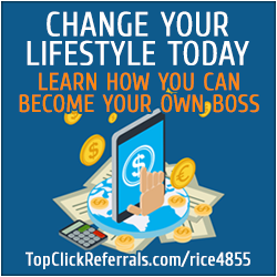 Top Click Referrals - RICE4855