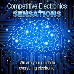 Competitive Electronics Sensations