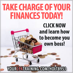 Your CPA Training - Holt8951