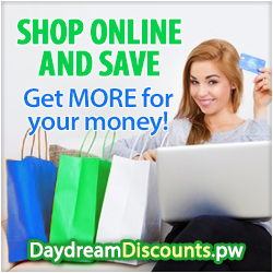 DaydreamDiscounts.pw