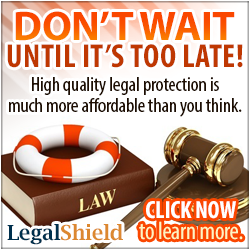 Legal Shield - Galeai