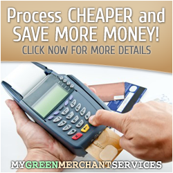 My Green Merchant Services - 214892