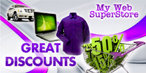 My Web SuperStore - Richardson 3061